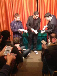 taller de magia barcelona